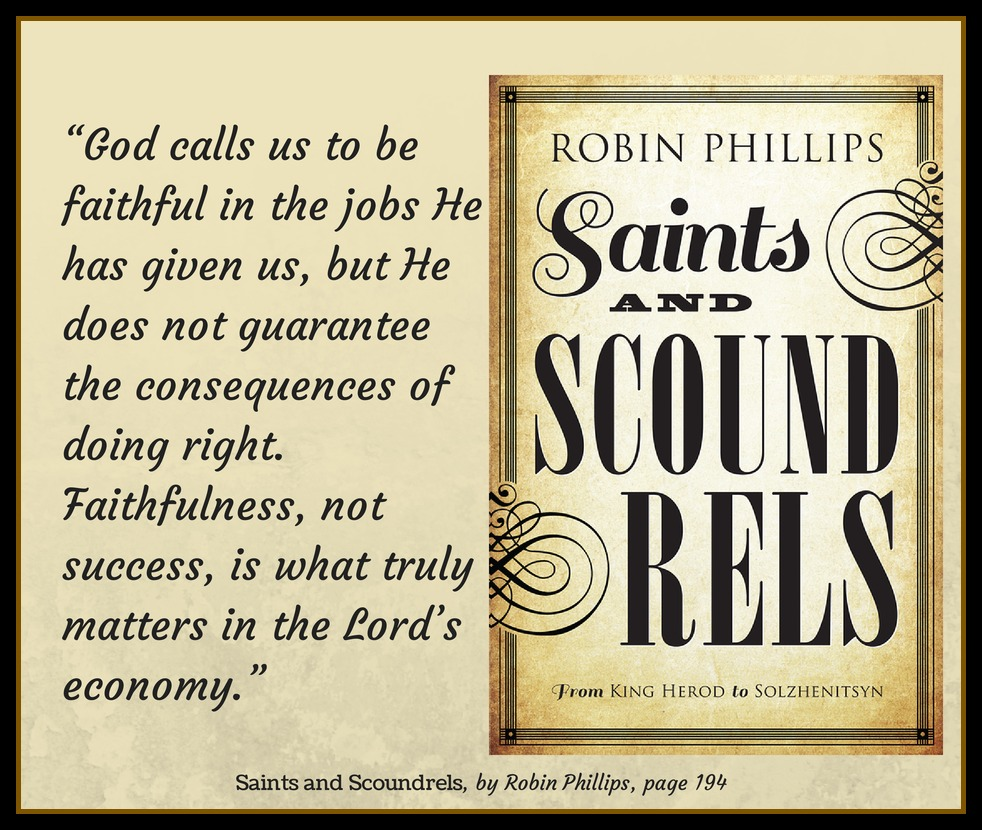 Saint's and Scoundrels 4