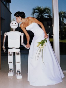 Having robots as lovers may be the natural next step following the psychological training we are already receiving from our digital preoccupations.