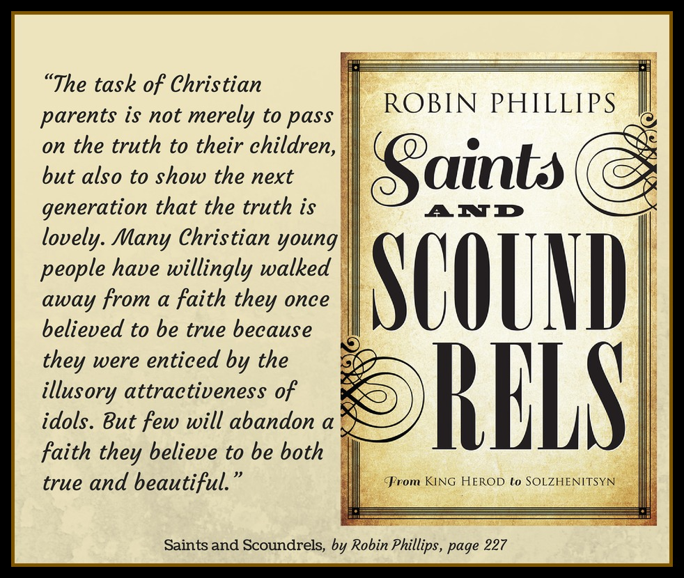 Saint's and Scoundrels 3