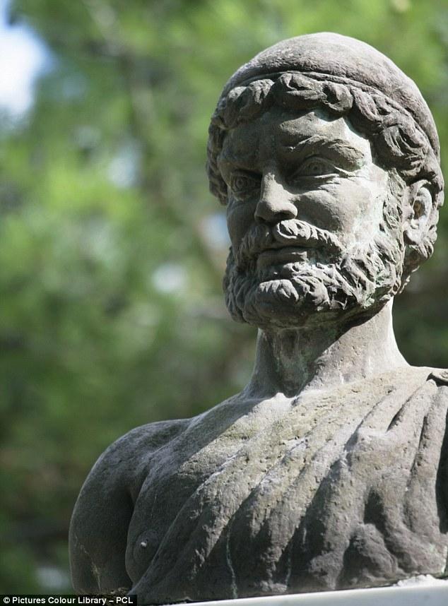 Odysseus is an icon of true masculinity