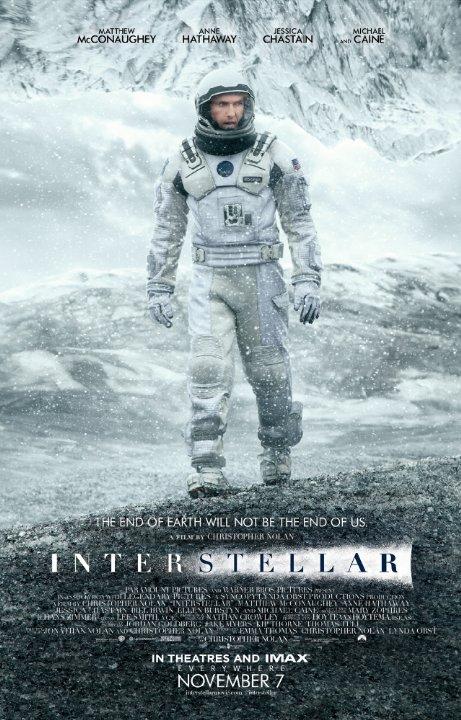 Robin Phillips comments on Interstellar