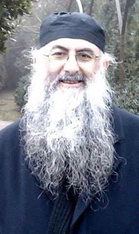 Archimandrite Zacharias
