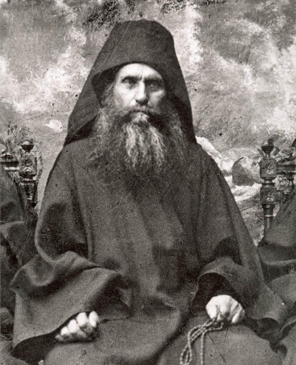Saint Silouan the Athonite (1866–1938)